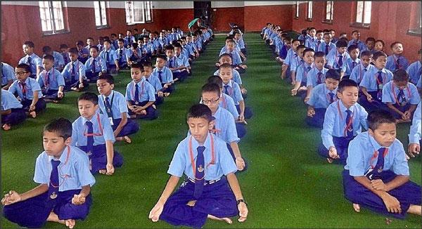 Nepal-school-blue